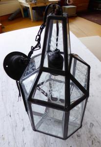 lampe geschliffen